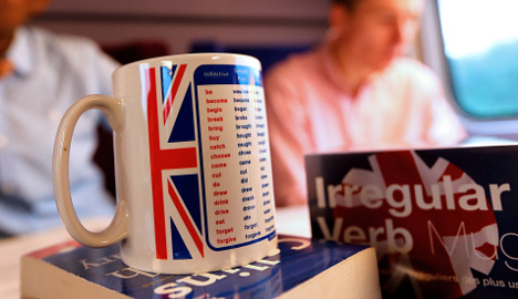 Will French pupils have English lessons cut?