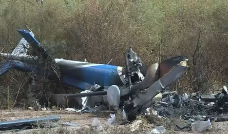 'Human error' likely cause of helicopter crash