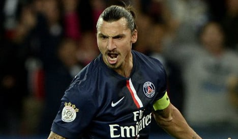 Why Zlatan Ibrahimovic might think France is s**t