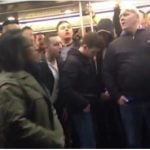 Five to appear in court over Paris Metro racism