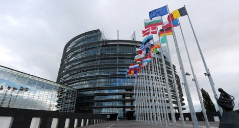 EU calls in fraud squad over National Front