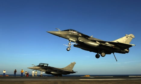 France displaces Britain as key US military ally