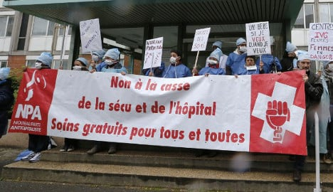 France to cut 22,000 hospital jobs to save €3b