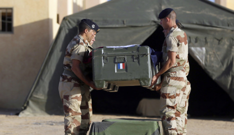 France and Japan to talk joint anti-terror ops
