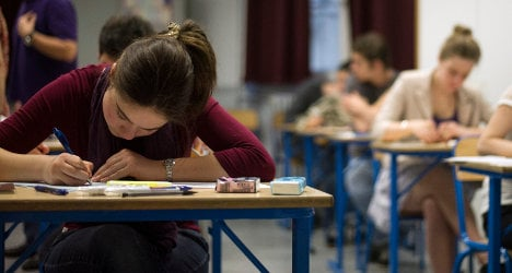 French school reforms: Lunches to languages