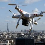 French military site target of new drone flight