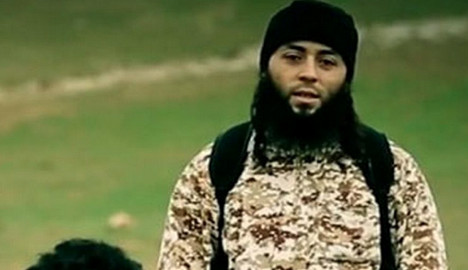 France opens probe to identify 'Isis executioner'