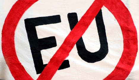 French among Europe's most disgruntled with EU