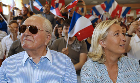 High stakes as Le Pen mulls booting father out