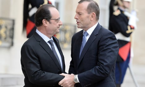 France and Australia condemn death penalty