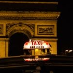Top French civil servant and her €40k taxi bills