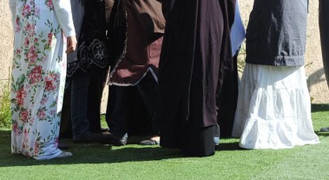 French Muslim barred from class over long skirt