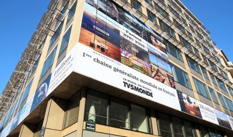 'Phishing email' the key to hacking of TV5Monde