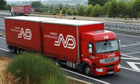 US group buys French transport firm for €3.2b