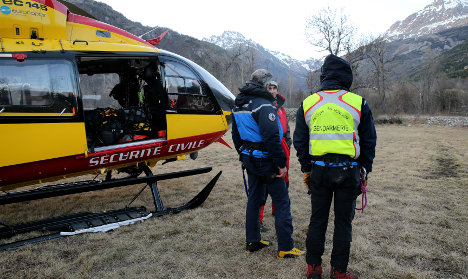 Five people killed while skiing in French Alps