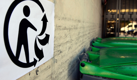 French recycling rates slammed as 'disastrous'