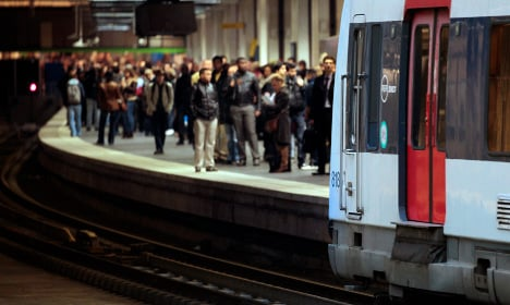 French rail service among best in Europe