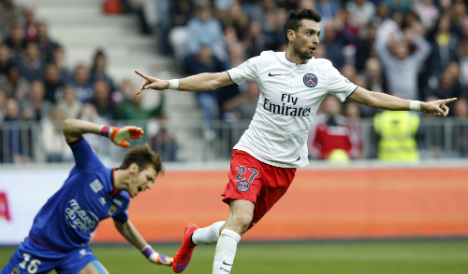 PSG ease Barca pain with Nice win