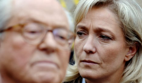 The Le Pen feud: Jean-Marie goes on the attack