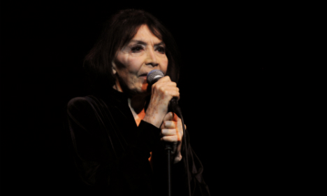 French icon Juliette Greco begins final tour
