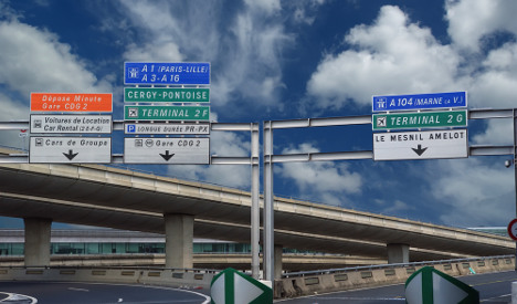 Express lane from CDG airport to Paris opens