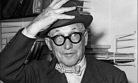 New book: Le Corbusier was 'out-and-out fascist'