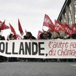 New jobless record for Hollande's anniversary