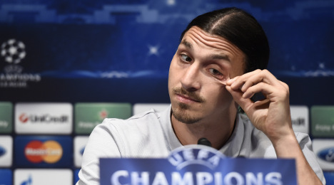 Zlatan banned over 'France is s**t' rant
