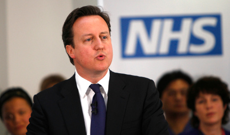 British expats left in lurch by NHS clampdown