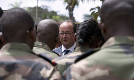 France to roll out volunteer military service