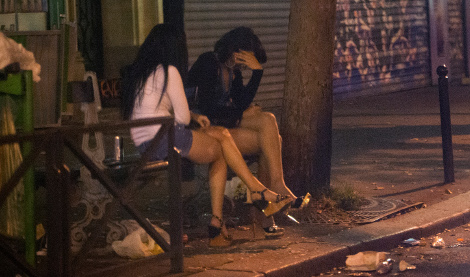 'Sex tours': France busts prostitution network