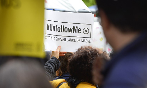 'France is not the US when it comes to spying'