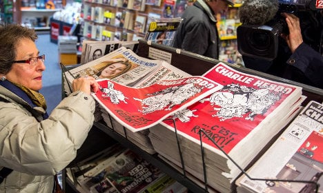 Charlie Hebdo to give €4.3m to attack victims