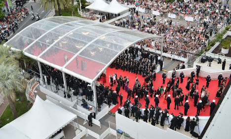 A closer look at the 2015 Cannes Film Festival