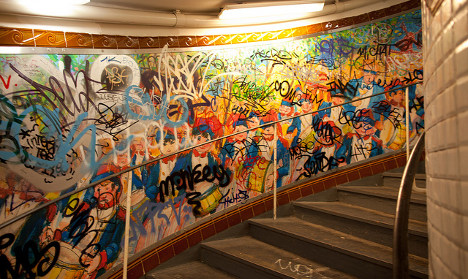 Six Paris Metro stations you really have to visit