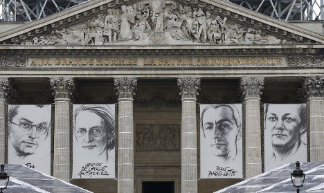 France to honour four French Resistance heros