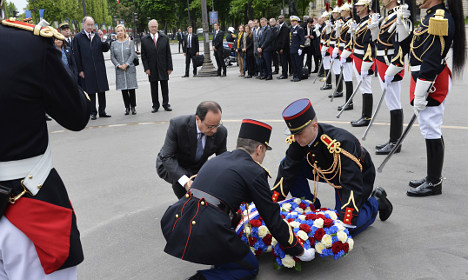 Hollande: Wars are closer than we think