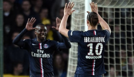 PSG edge closer to title with win over Nantes