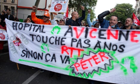 35-hour week leaves Paris hospitals in a spin