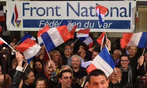 Feud-hit National Front now face fraud charges