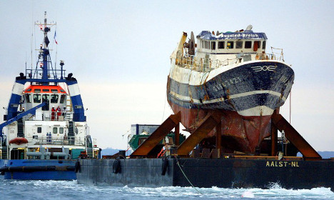 French court closes case on mystery shipwreck