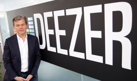 France's Deezer prepares for battle with Spotify