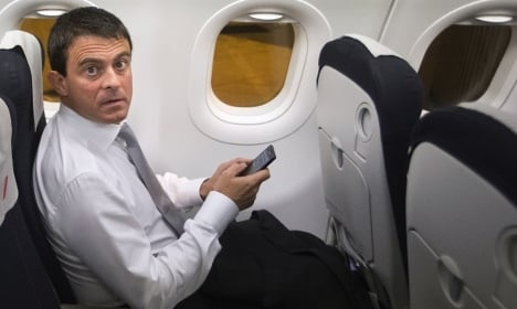 French PM coughs up for Champions League trip