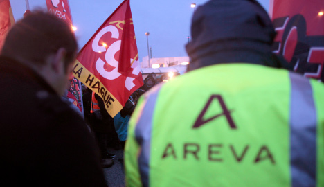 France backs EDF to rescue troubled Areva