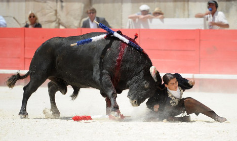 France cuts bullfighting from cultural heritage list