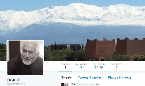 'Jack is back': The mysterious tweet by DSK