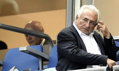 French judges clear DSK of all pimping charges