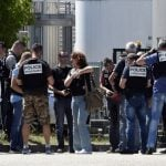 Man decapitated in terror attack in France