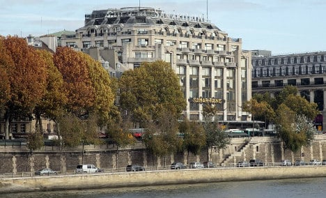 Green light for makeover of iconic Paris building