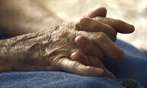 France: Mum, 86, booted out of home by own son